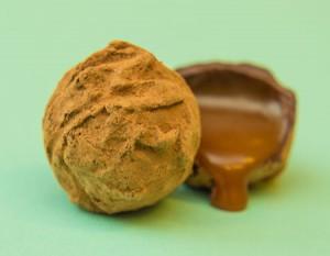 Criollo Caramel pralin