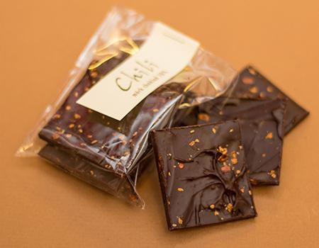 Chili - Mörk choklad