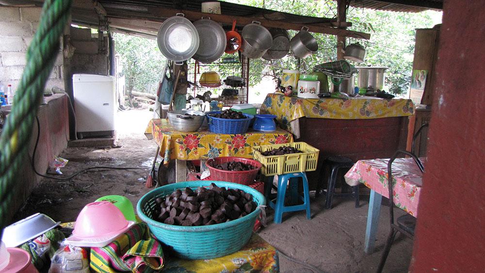 chokladtillverkning