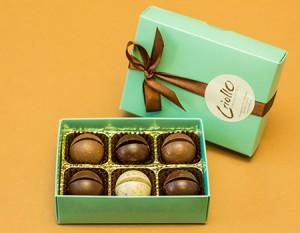 Chokladplaneter ask 6st