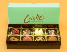 Chokladpraliner ask 8st